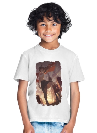 Fate Stay Night Tosaka Rin for Kids T-Shirt