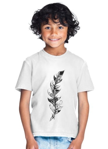 Feather for Kids T-Shirt