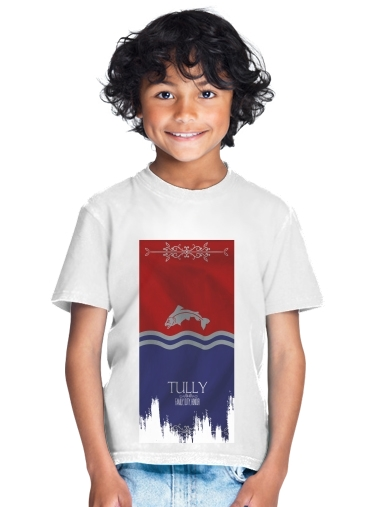 Flag House Tully for Kids T-Shirt