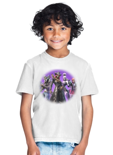 fortnite Season 6 Pet Companions for Kids T-Shirt