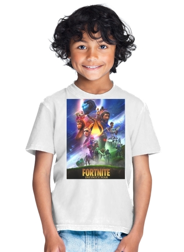 Fortnite Skin Omega Infinity War for Kids T-Shirt