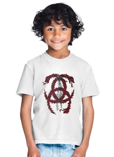 Gothic Elegance for Kids T-Shirt