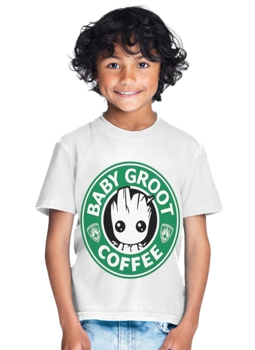 Groot Coffee for Kids T-Shirt