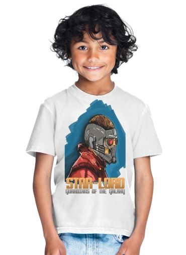 Guardians of the Galaxy: Star-Lord for Kids T-Shirt