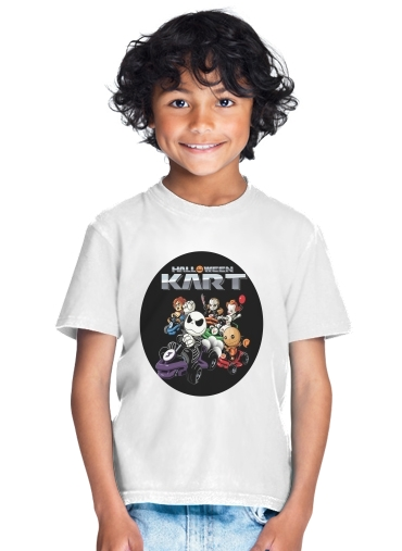 Halloween Kart for Kids T-Shirt