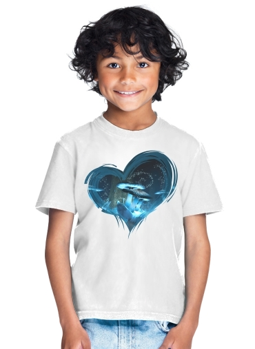 Ice Fairytale World for Kids T-Shirt
