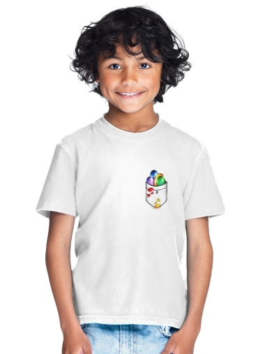 Infinity Gem Reality for Kids T-Shirt