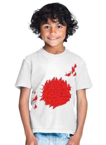 Japan Flowers for Kids T-Shirt
