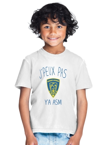 Je peux pas ya ASM - Rugby Clermont Auvergne for Kids T-Shirt