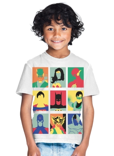 Justice pop for Kids T-Shirt