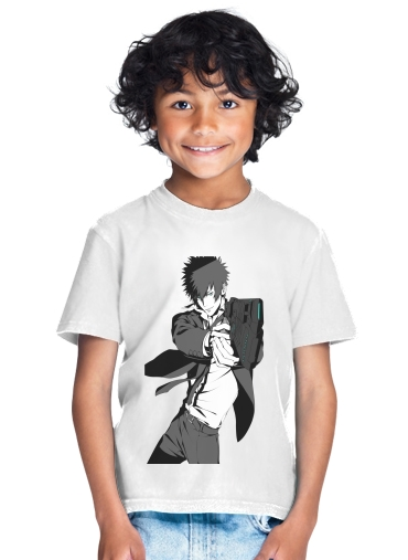 Kogami psycho pass for Kids T-Shirt