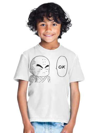 Krilin Ok for Kids T-Shirt