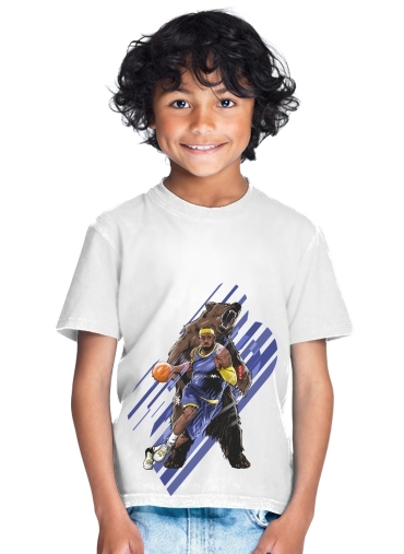 LeBron Unstoppable  for Kids T-Shirt
