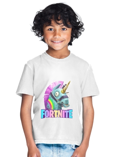 Unicorn video games Fortnite for Kids T-Shirt