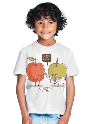 Famous Apple for Kids T-Shirt