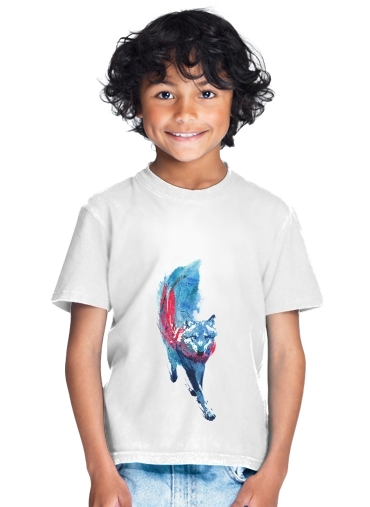 Lupus lupus for Kids T-Shirt