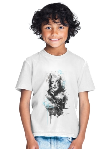 Marilyn By Emiliano for Kids T-Shirt