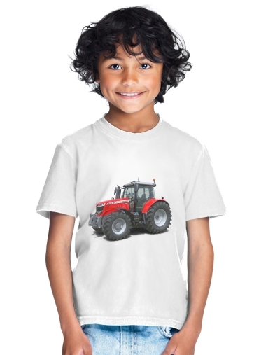 Massey Fergusson Tractor for Kids T-Shirt
