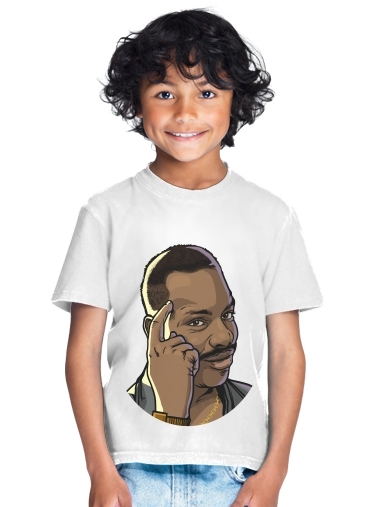 Meme Collection Eddie Think for Kids T-Shirt