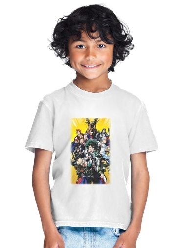my hero academia Izuku Midoriya for Kids T-Shirt