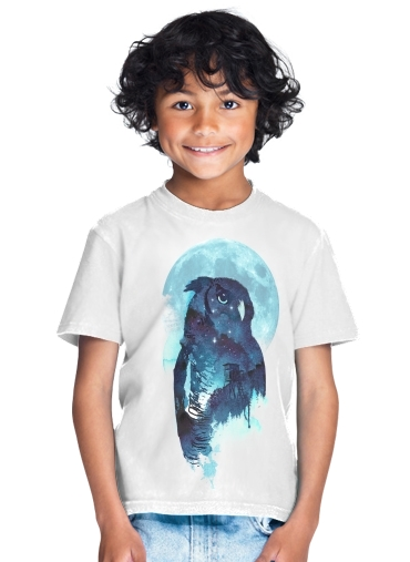 Night Owl for Kids T-Shirt