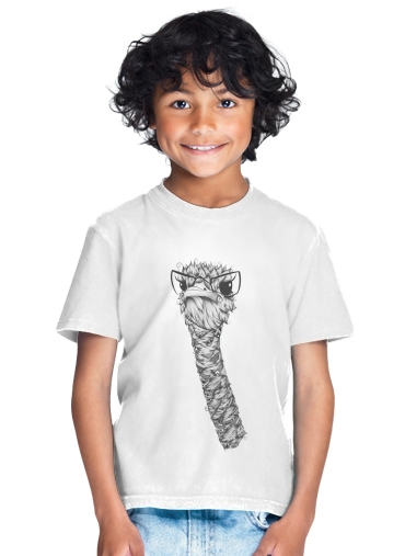 Ostrich for Kids T-Shirt