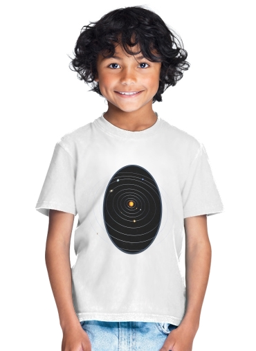 Our Solar System for Kids T-Shirt