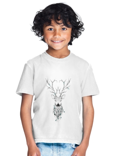 Poetic Deer for Kids T-Shirt