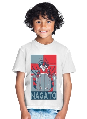 Propaganda Nagato for Kids T-Shirt