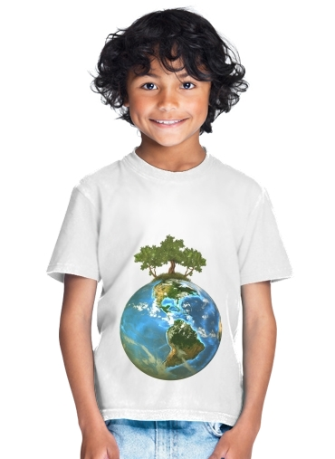 Protect Our Nature for Kids T-Shirt