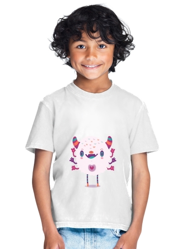 Puffy Monster for Kids T-Shirt