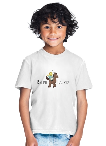 Ralph Lauren Parody for Kids T-Shirt