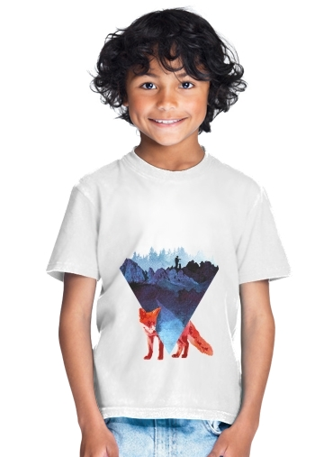 Risky road for Kids T-Shirt
