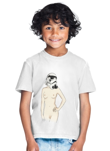 Sexy Stormtrooper for Kids T-Shirt