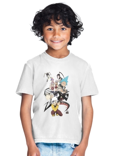 Soul Eater Manga for Kids T-Shirt