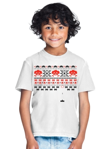 Space Invaders for Kids T-Shirt
