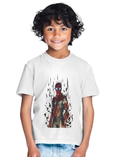 Spiderman Poly for Kids T-Shirt