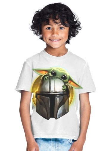 The Child Baby Yoda for Kids T-Shirt