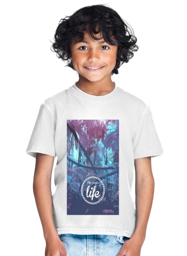 the jungle life for Kids T-Shirt
