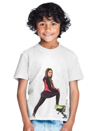 The Weather Girl for Kids T-Shirt