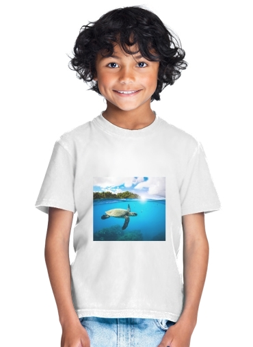 Tropical Paradise for Kids T-Shirt