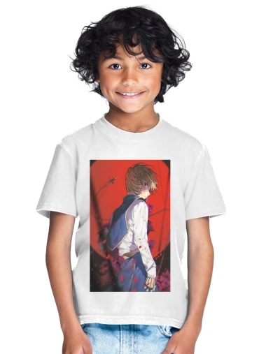 Vengeful Kurapika hxh for Kids T-Shirt