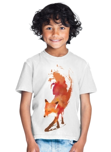 Fox Vulpes for Kids T-Shirt