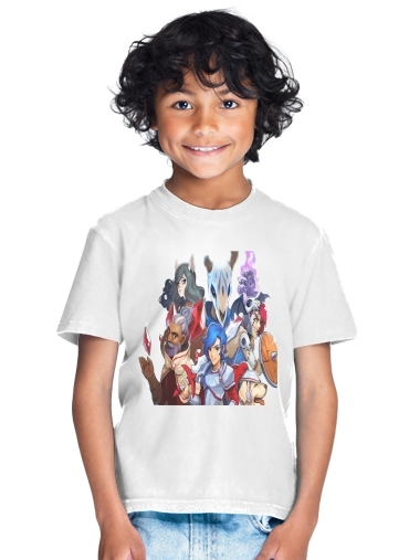 Wargroove Tactical Art for Kids T-Shirt