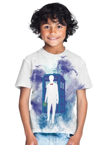 Who Space for Kids T-Shirt