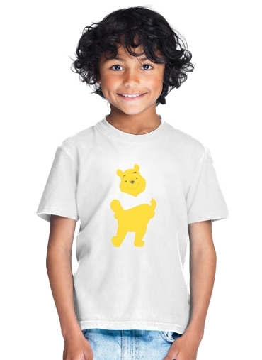 Winnie The pooh Abstract for Kids T-Shirt