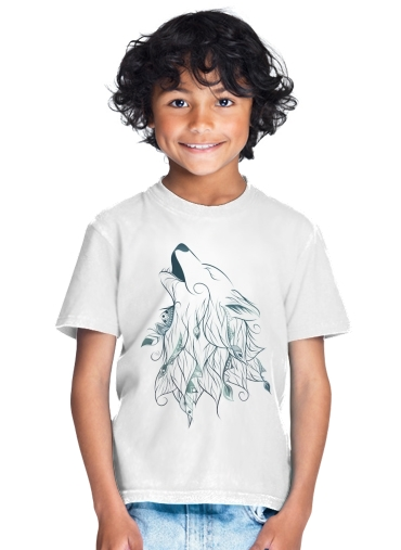Wolf  for Kids T-Shirt