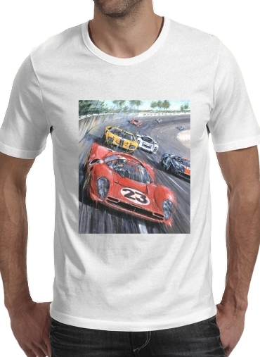 24h du mans for Men T-Shirt