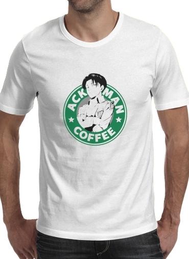T-Shirts Ackerman Coffee