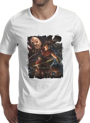 T-Shirts Alexios x Kassandra